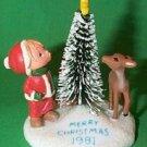 Hallmark Christmas Ornament Betsey Clark 1981