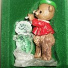 Hallmark Keepsake Christmas Ornament 1981-1982 Ice Sculptor by Donna Lee in Original Box
