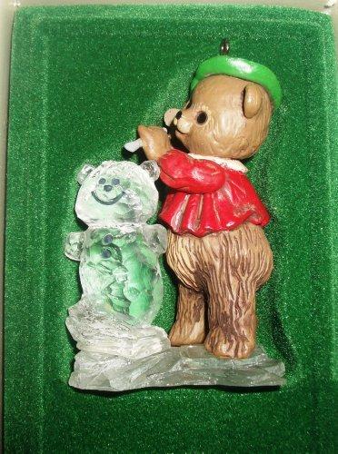 Hallmark Keepsake Christmas Ornament 1981-1982 Ice Sculptor by Donna Lee in Original Box