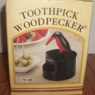 Toothpick Woodpecker ~ Clean and Handy Toothpick Caddy