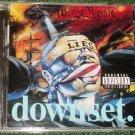 Downset by Downset Audio CD 1994 Polygram Records Explicit Lyrics