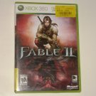Fable II for XBox 360 Action RPG Video Game