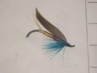 Vintage 1956 P.D. Malloch Fishing Lure Logie w Paperwork Perth Hurst Stourbridge