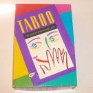 TABOO Game of Unspeakable Fun Game Adult Party 12+ 1989 Milton Bradley