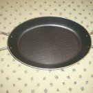 "TFAL Cookware 11x9.5"" Oval Oblong Nonstick Saute Frying Pan Made in France Tefal"