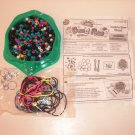 Pony Beads IMAGINE NATION Bead Pets Beading Kit Multicolor Beads Cords Keychains