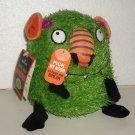 Hallmark 'Snot Nice Monster Pick Nose Talking Plush Soft Cuddly Toy