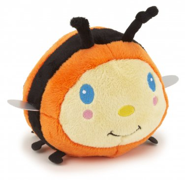 Little Tikes Wiggimals Bumble Bee Plush ~ Soft Wiggly Toy with Sound & Movement