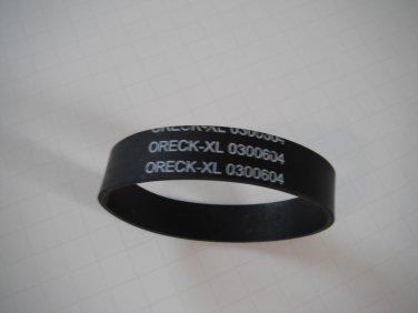 1 genuine Oreck XL vacuum cleaner belt