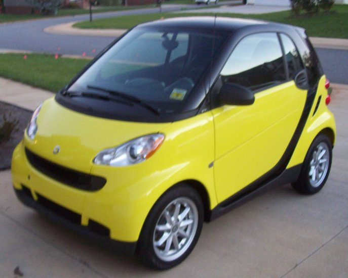 BRAND NEW SMART FORTWO PASSION ONLY 281 MILES!