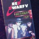 NEW UNOPENED - Red Dwarf V - Byte One - Back to Reality - VHS
