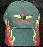 Green Aviation Ordnance Ball Cap