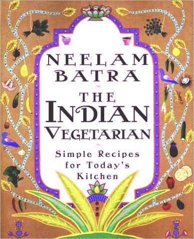 The Indian Vegetarian (Paperback)