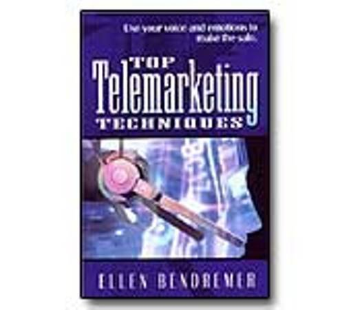 TOP TELEMARKETING TECHNIQUES