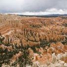 Overcast Skies Over Bryce Amphitheater