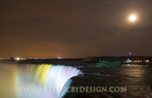 "The Colors of Horseshoe Falls - 20""x 30"" Signed Print"