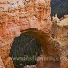 "Natural Arch - 20""x 30"" Signed Print"