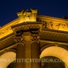 "Palace of Fine Arts - 20""x 30"" Signed Print"