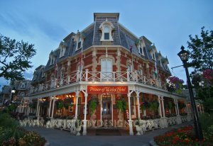 """Prince of Wales Hotel - 20""""x 30"""" Signed Print"""
