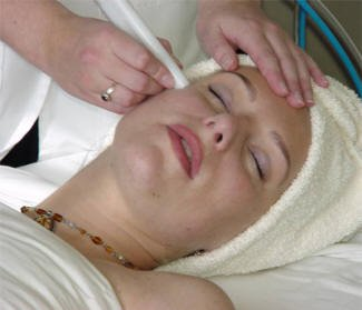 Microdermabration (face, neck and dicollete)