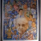 KENTUCKY HEROES WILDCATS PRINT BY MARK WEIDMER