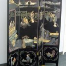 BEAUTIFUL ORIENTAL SCREEN AND ROOM DIVIDER