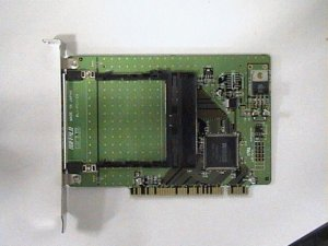 BUFFALO PC CARD/PCMCIA ADAPTER TO PCI BUS CARD
