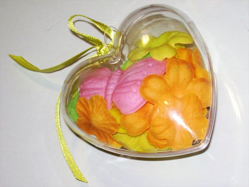 Spring Paper Soap