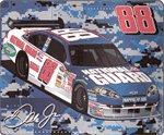 Dale Jr. National Guard Fleece Blanket