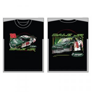 88 Dale Earnhardt Jr. Black Amp Loud and Proud Tee