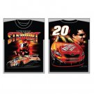 20 Tony Stewart Black Home Depot Loud and Proud Tee