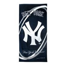 New York Yankees MLB Beach / Bath Towel NEW