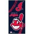 Cleveland Indians MLB Beach / Bath Towel