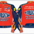 2008 JEFF GORDON  DU PONT KIDS COLOR TWILL JACKET