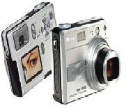 Mustek MDC6500Z 6.5 Mega Pixel Multi-Function Digital Camera