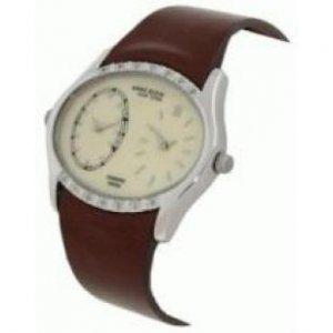 Anne Klein New York Women's Dual Time Diamond Watch