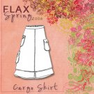 Spring FLAX 2006 Cargo Skirt