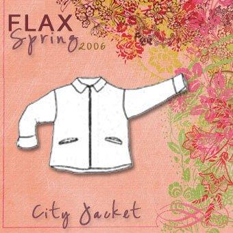 Spring FLAX 2006 City Jacket