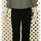 "TAHARI LEVINE 2pc Swing Jacket and Pants Suit size 8P  ""FANE"""