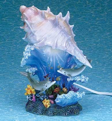 Seashell Nite Lite