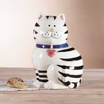 Kitty Cookie Jar