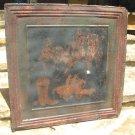 Antique Ceiling Tin Wall Tile Western Cowboy Art Kitchen Backsplash Cowgirl CC ec
