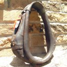 OLD Leather Horse Collar with buckles 1346 ec