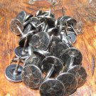 50 Steel Hammered Clavos Decorative Metal Nails Heads Door Furniture Craft 5/8 in