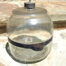 Antique Kerosene Stove Fuel Bottle Jug Cooking 1913 Old