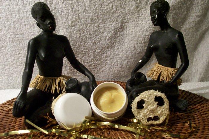 6-BUTTER ECZEMA TREATMENT BALM, eczema, 10 moisturizers, 6 different butters, ancient african recipe