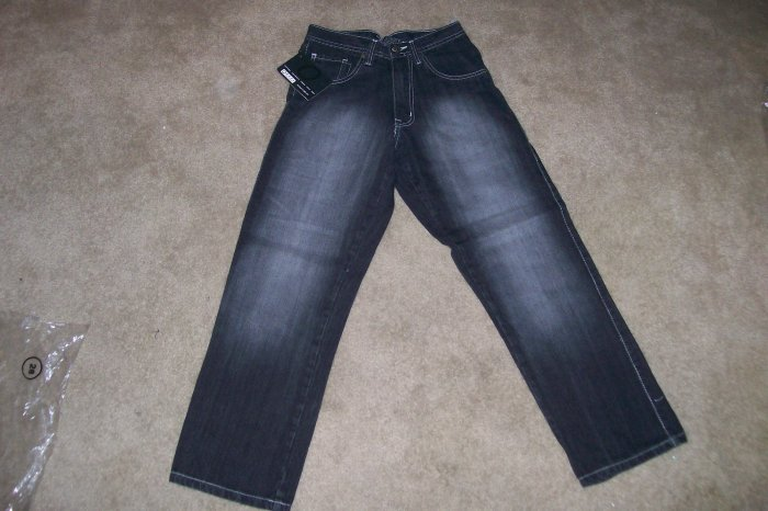 "NWT MEN'S ""QRUEL"" JEANS SZ. 28/30...STYLISH & TRENDY!"