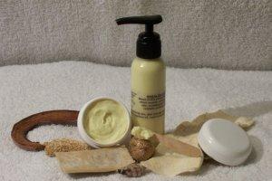 AFRICAN SHEALOE CREAM®-shea butter & aloe, eczema, dermattis, shaving, manicure, pedicure