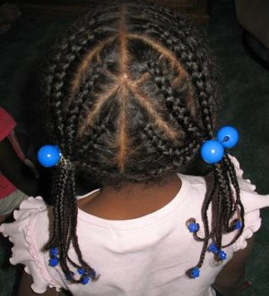 KID'S (HIGH BLOOD PRESSURE, DIABETES or PREGNANT) 16-OIL HEALING HAIR N SCALP OIL® shea butter