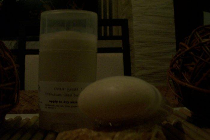 "OMA' GRADE ""A"" PREMIUM SHEA BUTTER STICK®-BEST shea butter available"